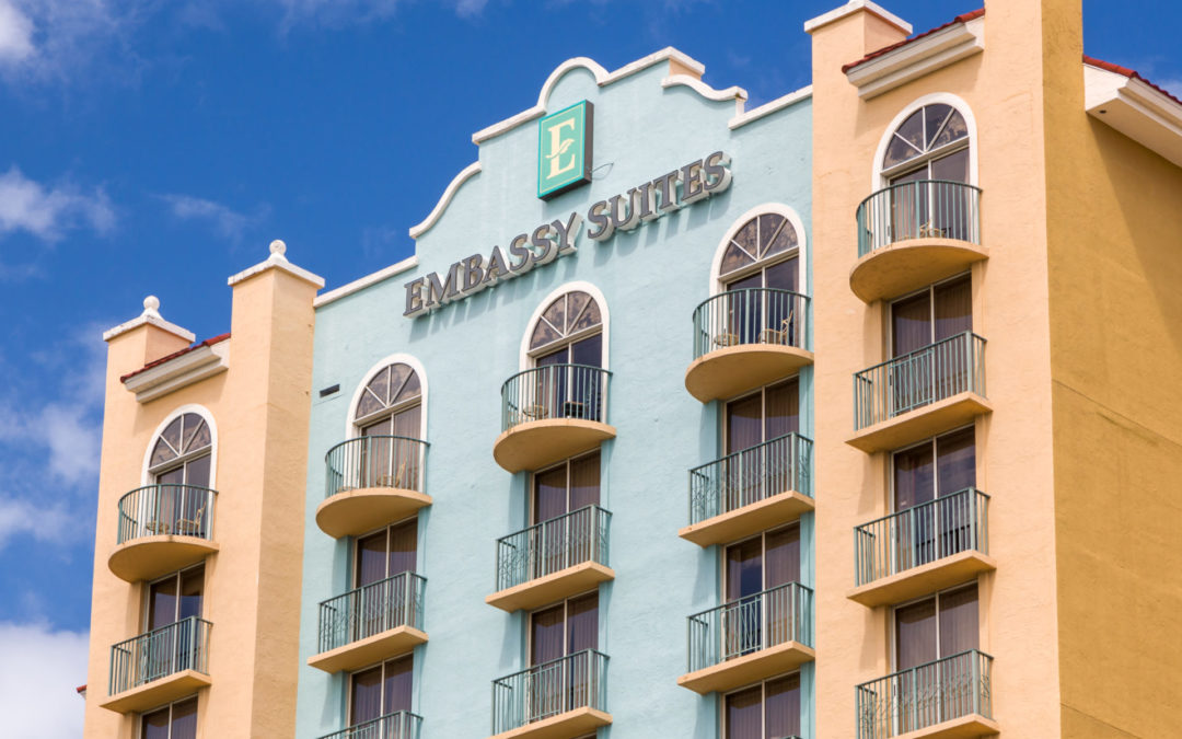 For a Memorable Southwest Golf Experience Stay at Embassy Suites Phoenix-Scottsdale