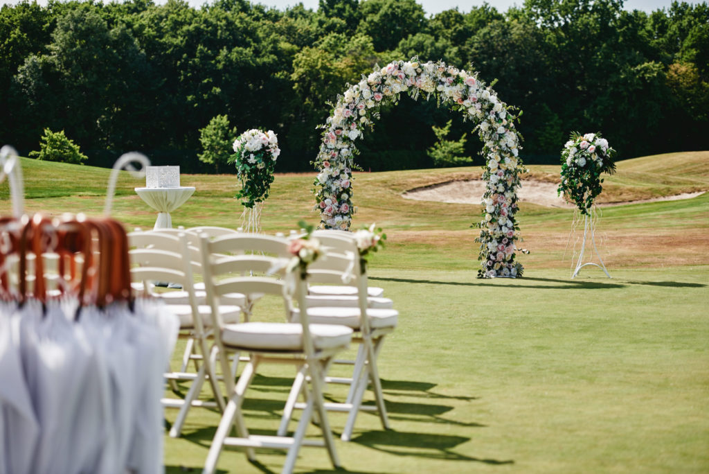 golf course events