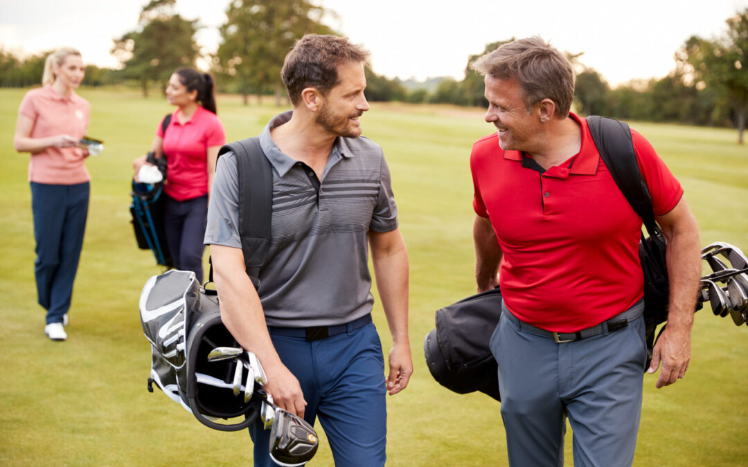Four Lifestyle Benefits of Playing Golf