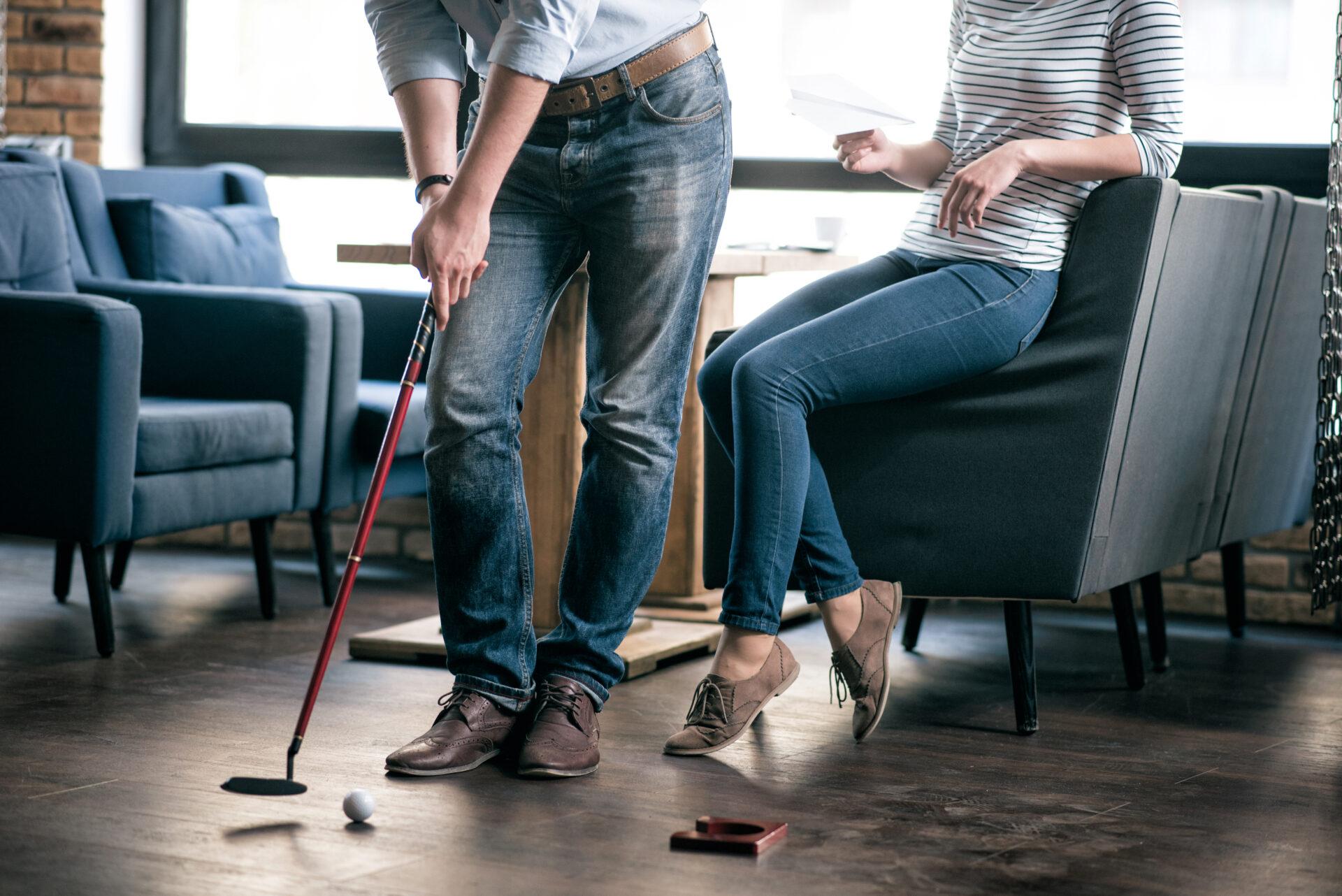 Golf-Related Activities
