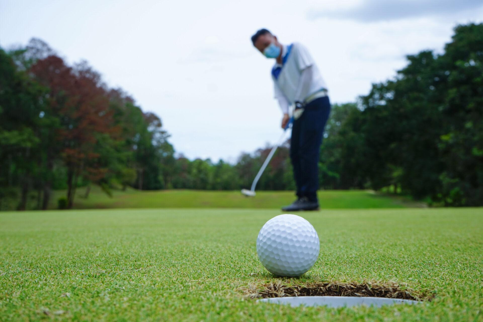 Golf Covid-19