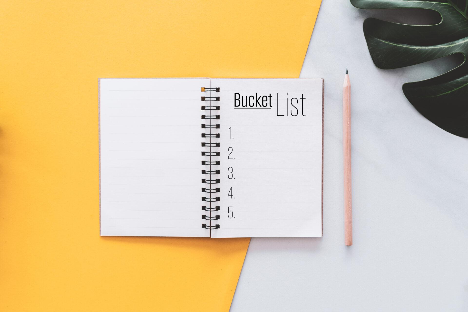 Golf Bucket List