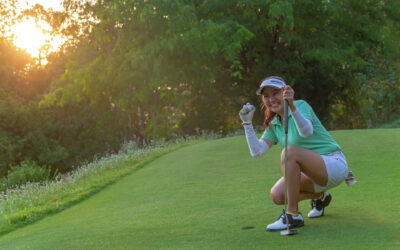 Cool Ways to Celebrate a Golf Victory