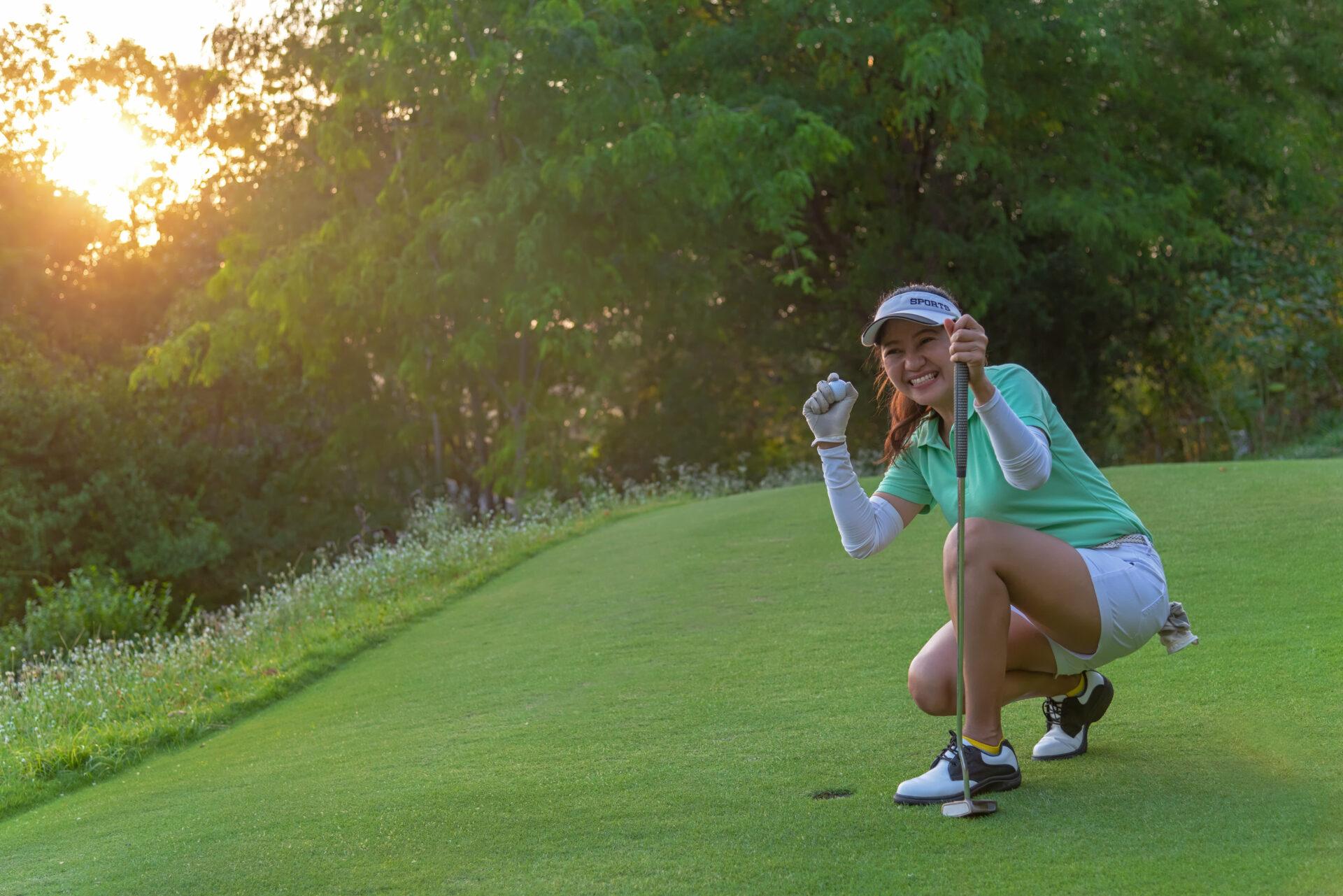 Golf Victory